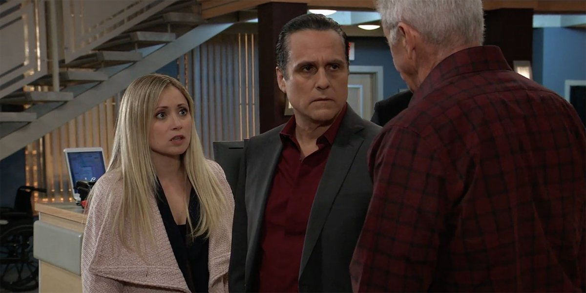 General Hospital Recap Thursday, February 21: Lulu Has A Gut Feeling