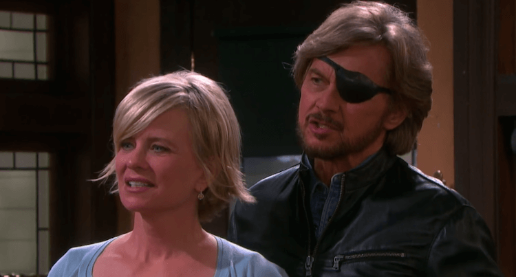 Nbc Days Of Our Lives Spoilers Inside Kayla Brady S Mary Beth Evans Very Complicated Relationship With Steve Patch Johnson Stephen Nichols Daily Soap Dish