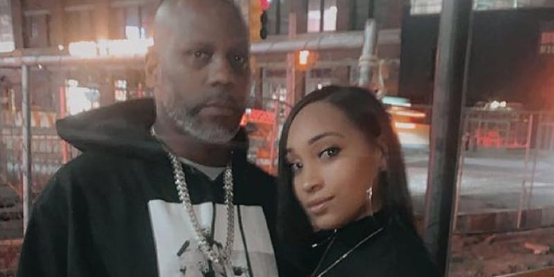 Desiree Lindstrom Honours Her Late Fiance Dmx With A New Tattoo Daily Soap Dish